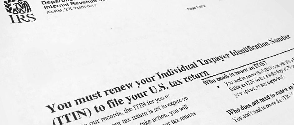 renew letter