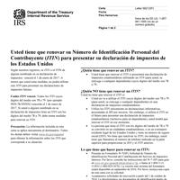 Carta 5821(SP)